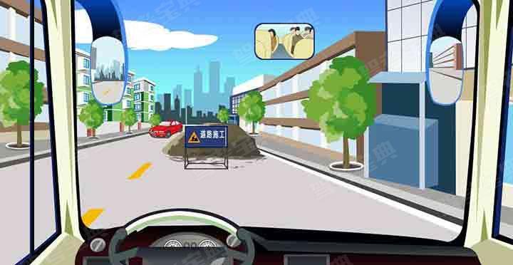 驾驶机动车在这种情况下怎样安全行驶?