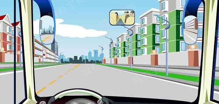驾驶机动车需要掉头时,只要不影响正常交通可以在虚线处掉头。