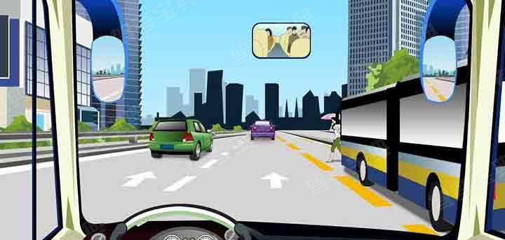 驾驶机动车在这种情况下注意什么?