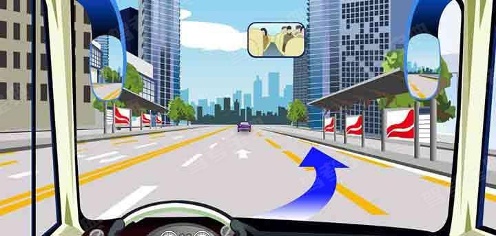 驾驶机动车在这种情况下可以占用公交车站临时停车。