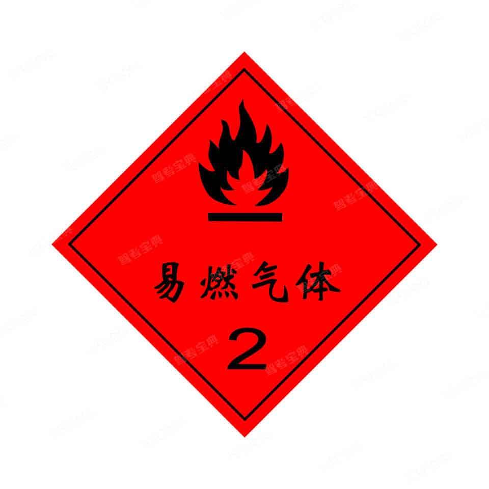 图示道路危险货物运输车辆标志牌,表示该车辆可以承运( )。(底色:红色,图案:黑色)