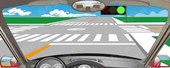 在这个路口怎样左转弯?