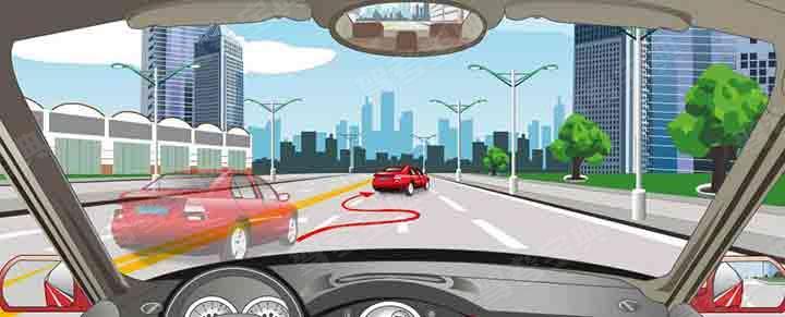 驾驶机动车遇到这种情形怎么办?